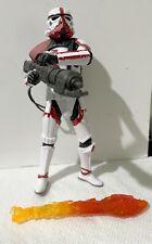 """Star Wars: The Black Series 6"""" - Incinerator Trooper Mandalorian"""