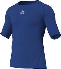 adidas Techfit C&S Shortsleeve royalblau (P92277) CLIMALITE® Material XS-XXXL