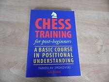 IM Srokovski Chess Training for post-beginners Course Positional Understanding