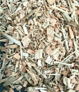 Welsh Wood Chip Bark Chippings for Gardens, Landscaping, Paths. Organic/Natural
