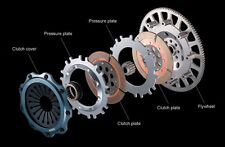 ORC RACING CONCEPT Single PLATE CLUTCH KIT FOR DC5 (K20A)