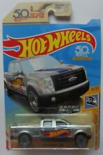2018 Hot Wheels HW 50TH RACE TEAM 4/10 2009 Ford F-150 (Zamac #18)