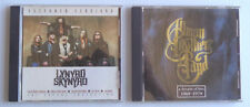 "LYNYRD SKYNYRD / Encore Collection - ALLMAN BROTHERS / 1969-1979 "" Lot Of 2 CDs"