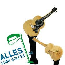 Schlägerhaube Elvis Presley Gitarre für Driver / Fairwayholz von Creative Covers