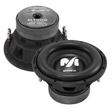Alphard Sound Car Audio Machete M10D4 (4 Ohm) Professional Subwoofer