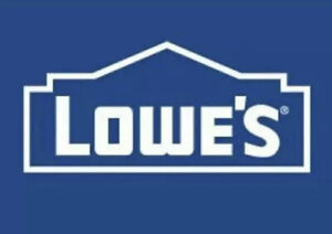 1x Lowes 10% Off Coupon Exp 8/1/2021 IN STORE AND ONLINE FAST DELIVERY Lowe's