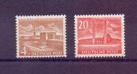 Berlin 1953 - Berliner Bauten - MiNr.112/113 postfrisch** - Michel 70,00 € (337)
