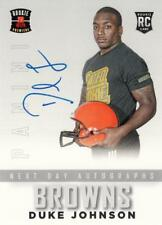 2015 Panini Next Day Autographs #NDDJO Duke Johnson Browns
