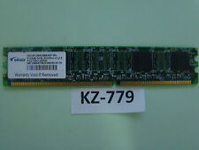 Elixir 512 MB ddr-333mhz-cl2.5 pc2700u m2u5164ds88a0f-6k #kz-779