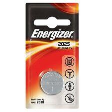 1x Pila Boton Energizer CR2025 Batería Litio 3V