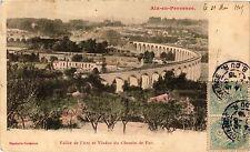 CPA AIX EN PROVENCE Vallée de l'arc et Viaduc du Chemin de Fer (339916)
