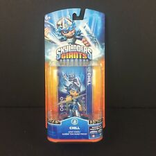 Skylanders Giants Chill Activision Single Character Pack New