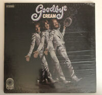Cream - Goodbye Cream - Factory SEALED 1969 US Stereo 1st Press + Poster SD 7001