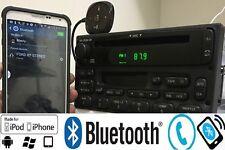 98-03 Ford ExPlorer F150 F250 Suprdty Bluetooth Handfree Calling AMFM OEM Stereo