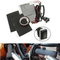 Kit Poignée Chauffant Interrupteur pour Harley Custom Chopper Cafe Racer Bobber