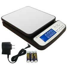 110 Lb X 01 Oz Digital Shipping Scale Postal Scale Backlit Lcd With Ac Adapter