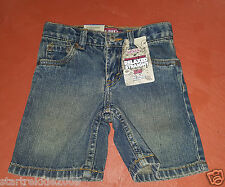 Levi's Boys Relaxed, Straight Leg # 549  Denim Shorts, Size 12 Months. NWT