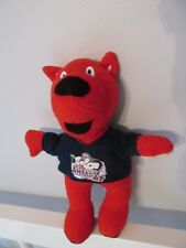 POINTO MINOR hockey PLUSH DOLL mascot AHMPAT POINTE AUX TREMBLES QUEBEC