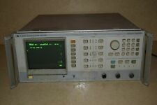 HEWLETT PACKARD 8756A SCALAR NETWORK ANALYZER (JR)