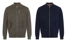 Ex Timberland Lightweight Harrington Bomber Jacket Coat Classic Mens Retro UK