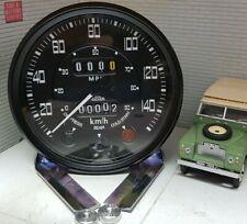 Indicatori e strumentazione LAND Rover Serie 1 2 2a Manometro Ausiliario Smiths Doppio Interruttore Cruscotto Pannello & Viti