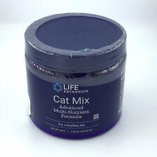 Life Extension Healthy Cat Mix Powder / Advanced Multi-Nutrient Formula 03/2022