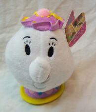 "Walt Disney Beauty and the Beast MRS. POTTS 5"" Plush STUFFED ANIMAL Toy NEW"