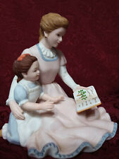 """Home Interiors Homco Vintage Figurine/""""Storytime"""" 88011-99/ Free Shipping"""