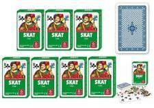 7x Skatkarten Original Altenburger Spielkarten ASS - Französisches Bild