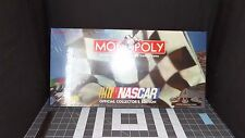 Official Collector's Edition NASCAR MONOPOLY  8 pewter tokens - Sealed ((3645))