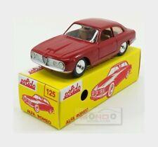 Alfa Romeo 2600 Sprint Coupe 1963 Red SOLIDO 1:43 SL1001251