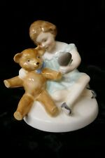 Royal Doulton My Teddy Figurine Hn 2177 - Miniature Series