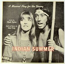"Bert Katz / Clyde Tipton – ""Indian Summer"" – Private Label - Musical Play"
