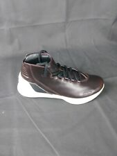 3798b13aaf4 Under Armour Men s UA Curry 3 Lux Limited Edition Shoes Size 8 Oxblood  Leather