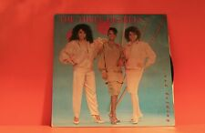 THREE DEGREES - ...AND HOLDING - ICHIBAN 1989 - EX LP VINYL RECORD -V