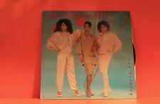 THREE DEGREES - ...AND HOLDING - ICHIBAN 1989 - EX LP VINYL RECORD -V