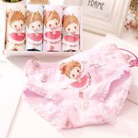 Fashion Baby Kids Girls Underwear Cotton Panties Short Briefs Underpants NT