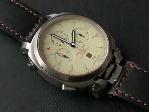 Anonimo Militare Flyback Chronograph  - Excellent Condition!