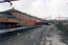 PHOTO  1989 GUIDE BRIDGE RAILWAY STATION - FORMER MAIN BUILDING AT ONE TIME GUID