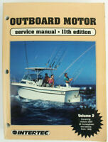 1969-1991 30+ HP Outboard Motor Service Repair Manual 11th edition By Intertec