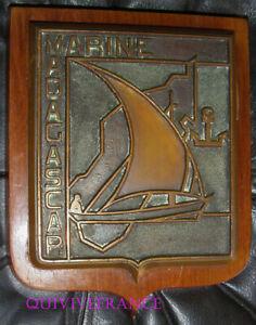 TB641 - TAPE DE BOUCHE MARINE MADAGASCAR