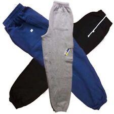 Pantalons bleu sans marque pour garçon de 2 à 16 ans