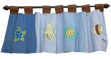 NoJo Sea Babies  Curtain Window Valance