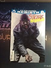 Suicide Squad #6 Variant Rebirth DC VF/NM Comics Book (CBM013)