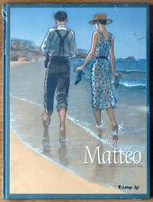 GIBRAT . MATTÉO 3ème ÉPOQUE ( AOÛT 1936 ) . TIRAGE DE TÊTE . 570 EX. N&S . 2013