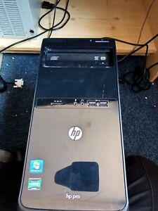 HP PRO 3405 DESKTOP AMD A4 WINDOWS 10 computer