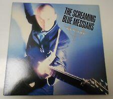 1986 Screaming Blue Messiahs LP Gun-Shy Elektra 60488-1 EX/EX