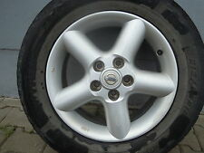 Nissan X-Trail Alu Alufelge Felge 6,5x16 215 65 16 98H