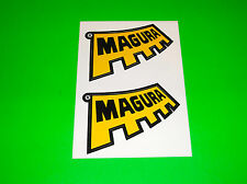 Magura Rim Disc Brakes Suspension Forks Shirt Shorts Bicycle Sticker Decal #8