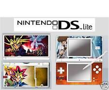 Nintendo Ds Lite-Yu-gi-oh - 4 Piezas calcomanía / etiqueta engomada de la piel de vinilo